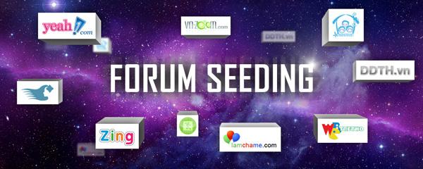 Tùy vào đối tượng khách hàng khác nhau mà bạn sẽ chọn forum cho phù hợp