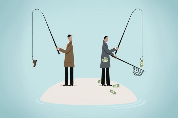 Quy tắc mồi nhử được các công ty sử dụng khá nhiều để tăng doanh số