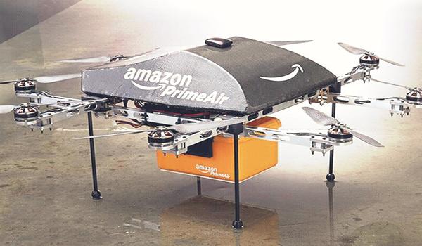 Amazon Prime Air – dịch vụ giao hàng độc đáo
