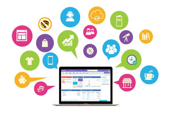 Có nhiều phần mềm quản lý giúp mở rộng bán hàng đa kênh hiệu quả hơn.