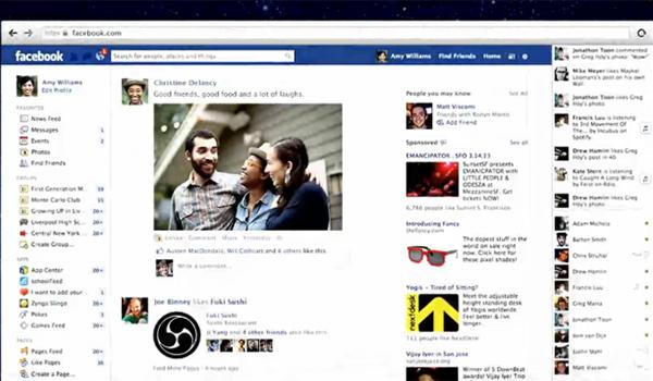 Facebook cắt giảm nội dung bán hàng để dành chỗ cho các bài viết từ bạn bè của người dùng