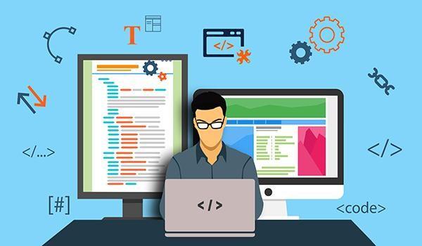 Thiết kế web quảng cáo giúp bạn dễ dàng quản lý website