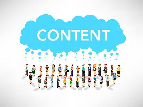 Nội dung web phải cung cấp đầy đủ các thông tin cần thiết