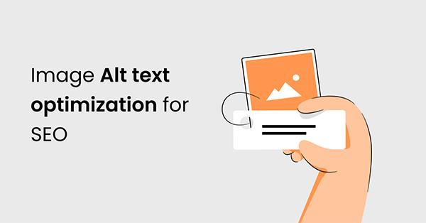 Viết alt text chuẩn để không phải tốn sức tối ưu nữa